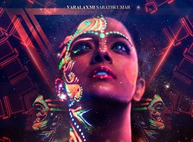 Varalaxmi Sarathkumar's Velvet Nagaram first look poster is out. The movie is written, directed by Manoj Kumar Natarajan and produced by Arun Karthih under the  Studio Production banner. The soundtrack of the movie was composed by Achu Rajamani.