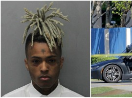 US rapper XXXTentacion, who shot to fame with consecutive hit albums, has been killed aged 20. He was reportedly shopping for a motorcycle in South Florida when a gunman opened fire on his vehicle. Police in Broward County said XXXTentacion, whose real name is Jahseh Onfroy, was taken to hospital and later pronounced dead. He was often described as one of rap's most controversial artists and was facing domestic violence charges. A witness told celebrity news website TMZ that multiple shots rang out outside the motorcycle dealership.