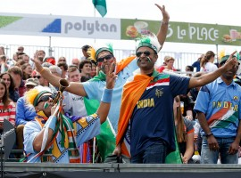 The Indian team, who had won a historic silver medal in the previous edition in London, will begin their campaign against arch-rivals Pakistan.