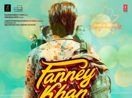 After much anticipation, the makers of Fanney Khan present the first ever poster of the film featuring Anil Kapoor. Showcasing Anil Kapoor donning grey hair and holding a trumpet in one hand while a Tiffin box in other, the poster voices the story of an aspirational singer as he balances his livelihood along. The colourful poster however doesn't show the face of the actor building intrigue amongst the audience. Directed by Atul Manjrekar, Fanne Khan will bring back Anil Kapoor and Aishwarya Rai after the duo shared a camaraderie in Taal. A one of its kind musical comedy, Fanne Khan is a story about a father who wishes to fulfill the dream of his daughter who is an aspirational singer. Aishwarya Rai Bachchan plays a singing sensation in the film. Rajkummar Rao will be portraying the love interest of Aishwarya in the film. Pictures from the sets earlier surfaced on the internet, building intrigue amongst the audience. Gulshan Kumar Presents, A T-Series Films and ROMP Films production, Fanne Khan is directed by Atul Manjrekar and produced by Bhushan Kumar, Krishan Kumar, and nominees of ROMP. Starring Anil Kapoor, Aishwarya Rai Bachchan, and Rajkummar Rao, the film is slated to release on 3rd August 2018.