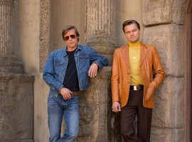 Actor Leonardo DiCaprio took to Instagram to share the first look of his upcoming movie 'Once upon a time in Hollywood.' The 'Titanic' actor posted the picture with the caption,