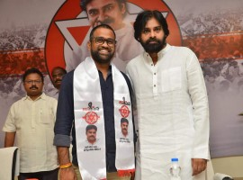 Former Indian cricketer Y. Venugopal Rao on Thursday joined Jana Sena party of actor-politician Pawan Kalyan. He took the membership of the party in the presence of Pawan Kalyan in Visakhapatnam. The actor's fans also joined the party on this occasion. Venugopal Rao made his debut in one-day internationals against Sri Lanka in 2005. The middle-order batsman played 16 ODIs scoring 218 runs including a fifty. His last ODI was against West Indies in 2006. The Andhra cricketer, who played 120 first-class matches scoring over 7,000 runs, also played for Deccan Chargers and Hyderabad Sunrisers in the Indian Premier League (IPL). His last IPL appearance was in 2014.