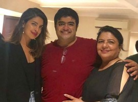 Global sensation Priyanka Chopra kicked off his younger brother, Siddharth Chopra's birthday celebration with an epic party on Wednesday night. The 'Quantico' star took to Instagram to extend birthday wish to her brother. In the post, she also mentioned that how her brother reminds her of their father, Ashok Chopra. In the post, the star can also be seen enjoying family time. She wrote,