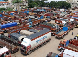 Truck operators' nationwide indefinite strike