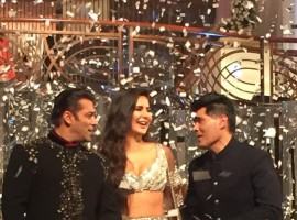 Salman Khan and Katrina Kaif leave the onlookers at Manish Malhotra Fashion Show 2018