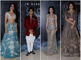 Manish Malhotra's Couture Show: Ishaan Khatter, Khushi Kapoor, Janhvi Kapoor and Sara Ali Khan grab eyeballs
