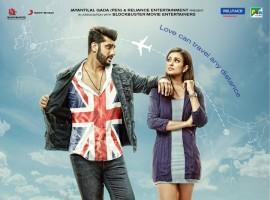 Arjun Kapoor and Parineeti Chopra's Namaste England posters