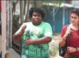 Nayanthara and Yogi Babu in Kolamaavu Kokila