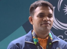 Deepak Kumar strikes silver in 10m Air Rifle