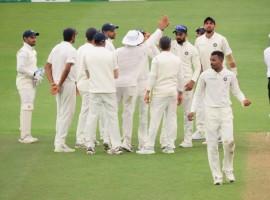 India thrash England by 203 runs in 3rd Test