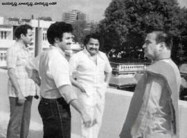 Nandamuri Harikrishna rare pics
