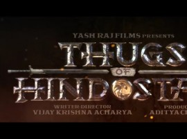 Thugs of Hindostan logo