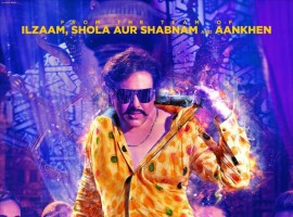 Govinda's Rangeela Raja first look