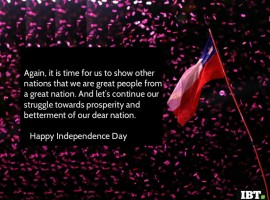 Chile Independence Day quotes
