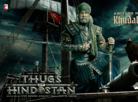 Thugs Of Hindostan first look: Amitabh Bachchan rocks as Khudabaksh
