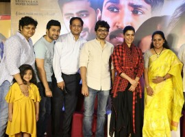 Celebs at U Turn success meet