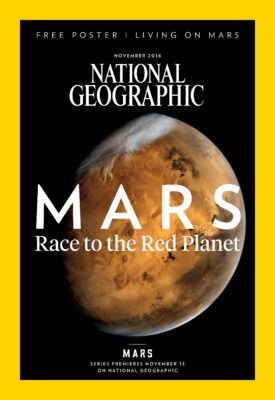 Nat Geo Mars