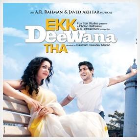 Release of 'Ekk Deewana Tha'