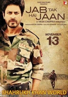 4. Jab Tak Hai Jaan