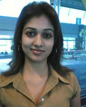 Nayantara without Makeup