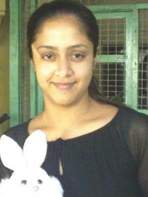 Jyothika without Makeup