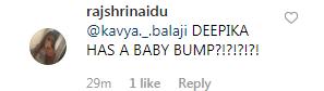 Is Deepika Padukone pregnant?