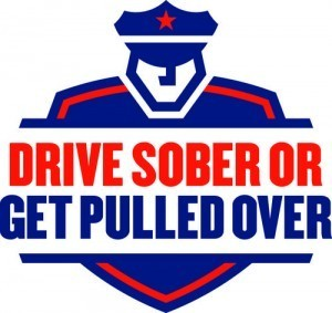 The anti-DUI (Driving under the influence) crackdown is part of both state and national enforcement operations
