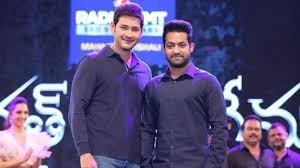 Mahesh Babu and NTR