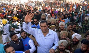 25. Dalip Singh (The Great Khali)