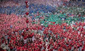 Tarragona Castells Competition