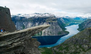25. Trolltunga, Norway