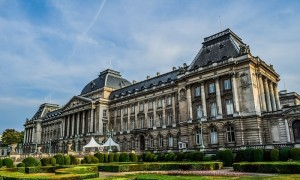 Royal Palace of Brussels, Brussels, Belgium