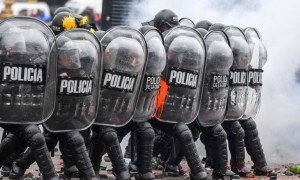 2019 Budget Talks Triggers Riots In Argentina