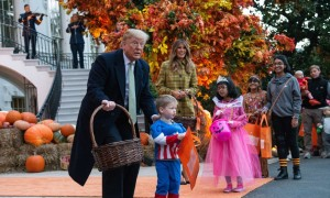 A Trump Halloween