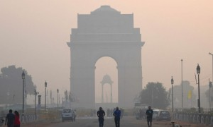 Air Quality Critical In Delhi