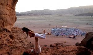 2018 Arava Yoga Annual Festival