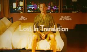 25. Lost In Translation