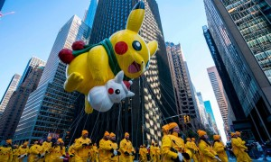 2018 Macy's Thanksgiving Day Parade