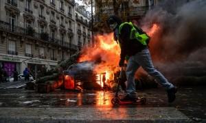 The French Pandemonium