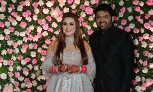 Kapil Sharma Weds Ginni Chatrath