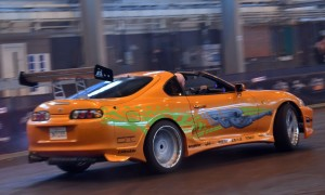 The Fast And The Furious: 1998 Toyota Supra