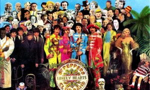Sgt. Pepper's Lonely Hearts Club Band, The Beatles