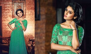 Priya Prakash Varrier instantly became popular as the winking girl when a video her winking went viral.