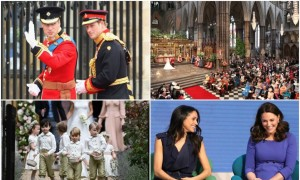 With three weeks to go until Prince Harry and Meghan Markle's wedding, all eyes will shift from Prince William and Kate Middleton's newborn boy to Windsor Castle and the ultimate wedding. There's no public holiday for this one, but a cast of celebrities, British tradition and expensive clothing will all be on offer. On May 19, 2018, one of the most anticipated events of the year will finally take place: Prince Harry and Meghan Markle will walk down the aisle and take their vows. Around the world people will indulge their fascination with Britain's royal family and revel in the fairy-tale opulence of it all.