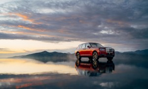 The super-luxury lifestyle is evolving and Rolls-Royce is in the lead. Luxury is no longer an urban concept. More and more it is about embracing and experiencing the wider world. Our customers expect to go everywhere in luxury, effortlessly and without compromise, conquering the most challenging terrain to enjoy life's most enriching experiences, wherever they may be. For this reason, they have asked us to create a Rolls-Royce that offers uncompromised luxury wherever they dare to venture. Cullinan is that car. It is Effortless, Everywhere.