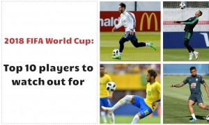 There are plenty of outstanding footballers whose skills will be on display at this summer's 2018 FIFA World Cup, in addition to the obvious superstars like Argentina's Lionel Messi, Portugal's Cristiano Ronald and Brazil's Neymar. Here are the Top 10 players to watch at 2018 FIFA World Cup.