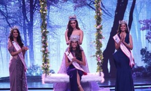 Anukreethy Vas, a 19-year old college student from Tamil Nadu, was crowned Femina Miss World 2018.