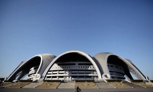 1. Rungrado 1st of May Stadium (May Day Stadium), Pyongyang, North Korea; Opened: May 1, 1989; Capacity: 1,14,000