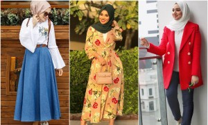 Hello, pretty ladies, you look stunning with the beautiful scarves tied around your head. We love your hijabs. Hijabs represent your faith, not fashion. In the modern world, hijabs are part of the mainstream fashion. These are simply unique and modest.