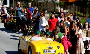 Ennstal-Classic car rally